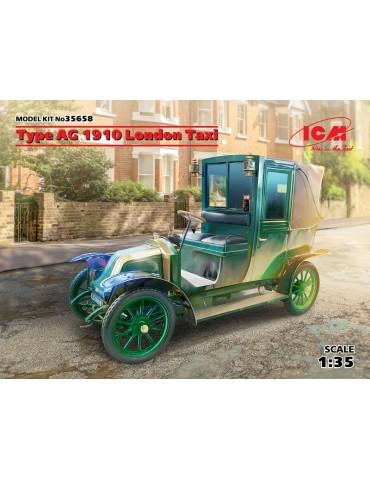 ICM 35658 Лондонское такси тип AG 1910 1/35