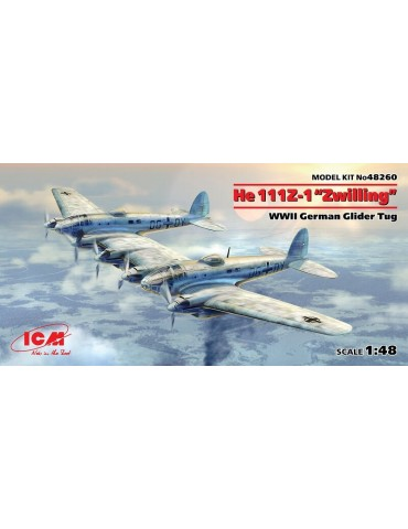 "ICM 48260 He 111Z-1 ""Zwilling"" 1/48"