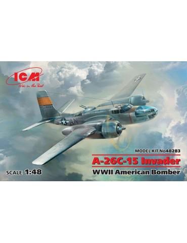 ICM 48283 A-26С-15 Invader 1/48