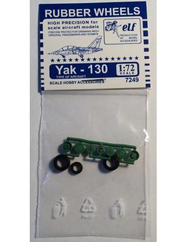 Elf 7249 Колеса на Як-130 1/72