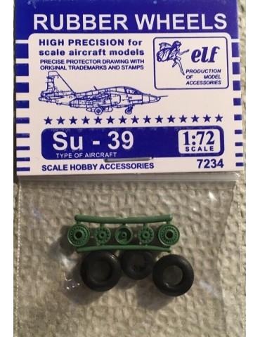 Elf 7234 Колеса на Су-39 1/72