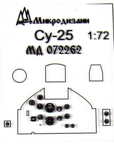 Микродизайн 072262 Су-25...