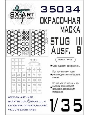 SX-Art 35034 Окрасочная...