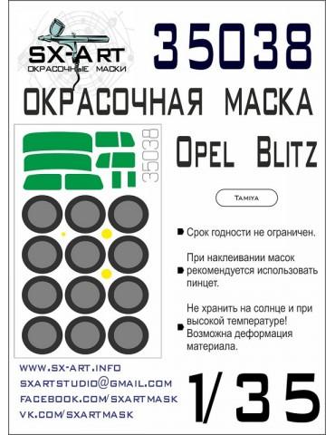 SX-Art 35038 Окрасочная...