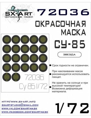 SX-Art 72036 Окрасочная...