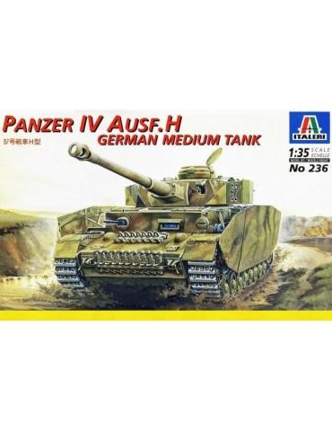 Italeri 236 Panzer IV...