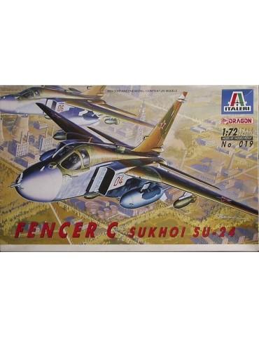 Italeri 019 Су-24 1/72