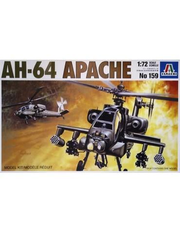 Italeri 159 AH-64 Apache 1/72