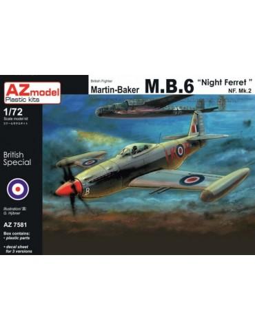 AZ Model AZ7581 Martin...