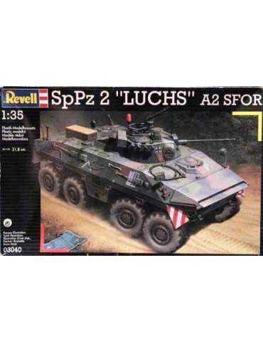 """Revell 03040 SpPz 2 """"Luchs"""" A2 SFOR 1/35"""