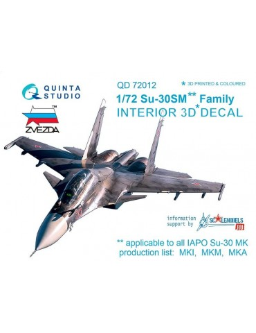 Quinta studio QD72012 3D...