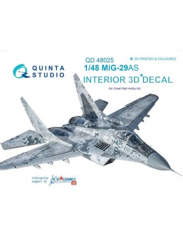 Quinta studio QD48025 3D...