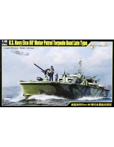 Merit 64801 U.S. Navy Elco...