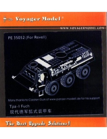 Voyager Model PE35052...