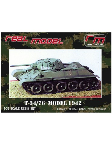 Real Model 35025 Т-34/76...