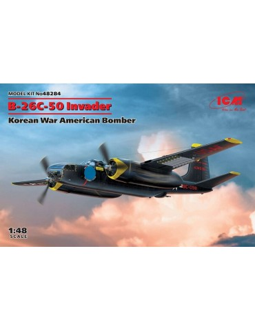 ICM 48284 B-26С-50 Invader...