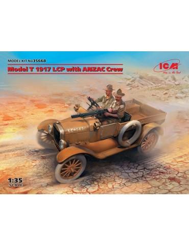 ICM 35668 Model T 1917 LCP...