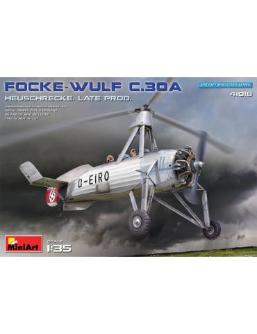 MiniArt 41018 Focke-Wulf FW...