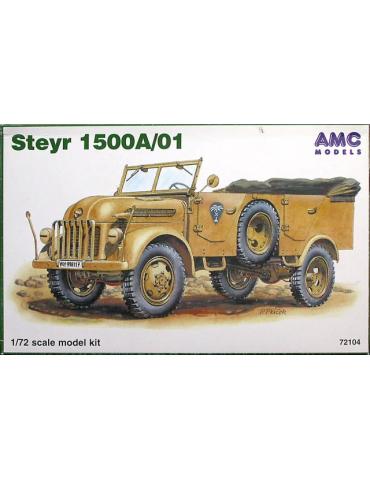 AMC Models 72104 Steyr 1500A/01 1/72