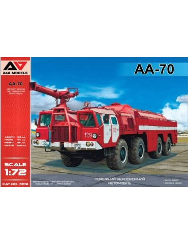 A&A Models 7219 Пожарный...