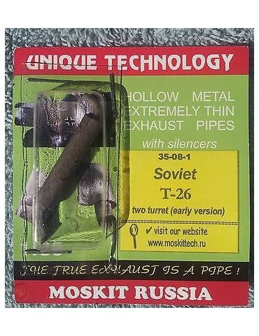 Moskit 35-08-1 Выхлопная...