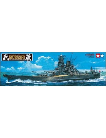 Tamiya 78031 Линкор Musashi...
