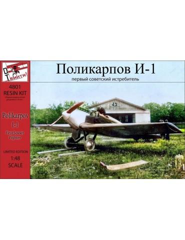ОтВинта! 4801 Первый советский истребитель Поликарпов И-1 1/48