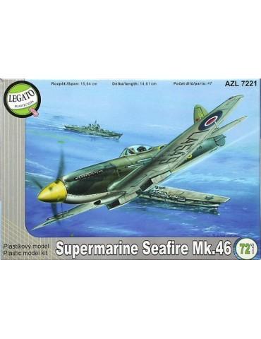 Legato AZL 7221 Supermarine Seafire Mk.46 1/72