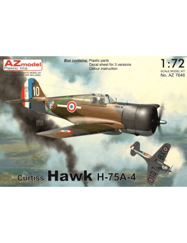 AZ Model AZ7646 Curtiss...