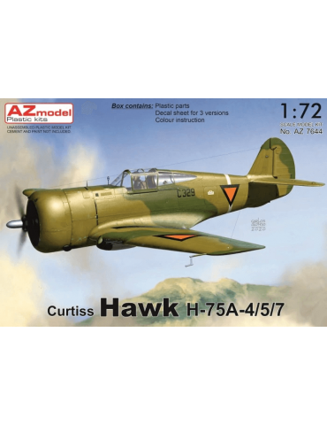 AZ Model AZ7644 Curtiss...