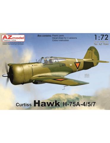 AZ Model AZ7644 Curtiss Hawk H-75A-4/5/7 1/72