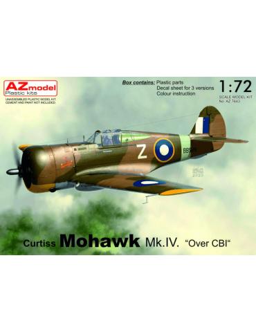 AZ Model AZ7643 Mohawk Mk.IV 'Over CBI' 1/72