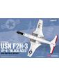 Academy 12548 USN F2H-3...