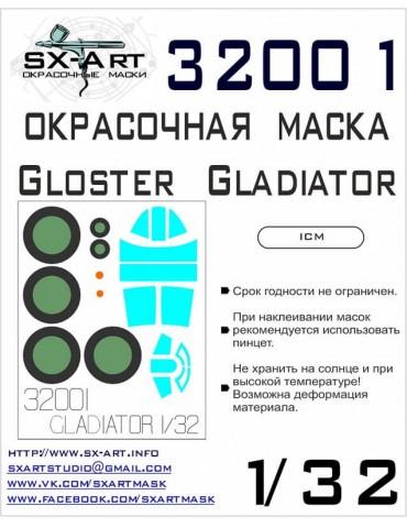 SX-Art 32001 Окрасочная...