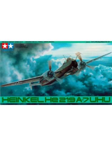 Tamiya 61057 Heinkel He219 A-7 UHU 1/48