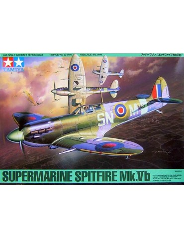 Tamiya 61033 Supermarine...