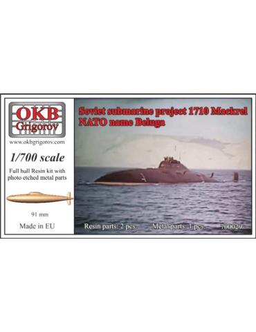 OKB Grigorov 700029 Soviet...