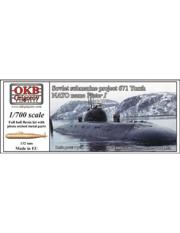 OKB Grigorov 700025 Soviet...