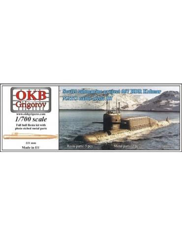 OKB Grigorov 700019 Soviet...