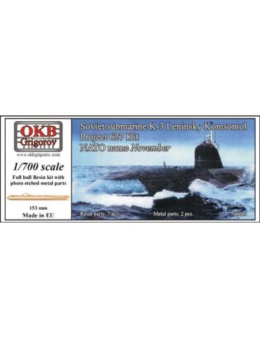 OKB Grigorov 700018 Soviet...
