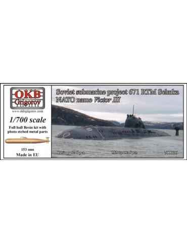 OKB Grigorov 700016 Soviet...