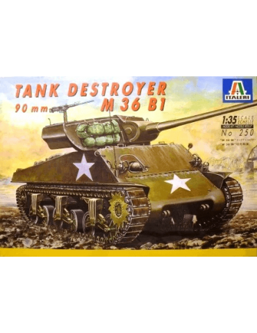 Italeri 250 Tank Destroyer...