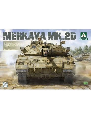 Takom 2133 Merkava 2D Israel Defence Forces Main Battle Tank 1/35