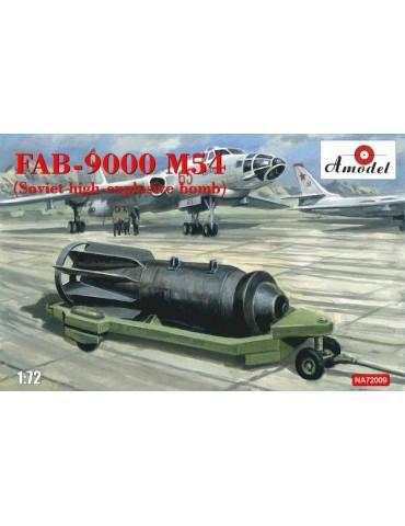 Amodel NA72009 Авиационная бомба ФАБ-9000 М54 1/72