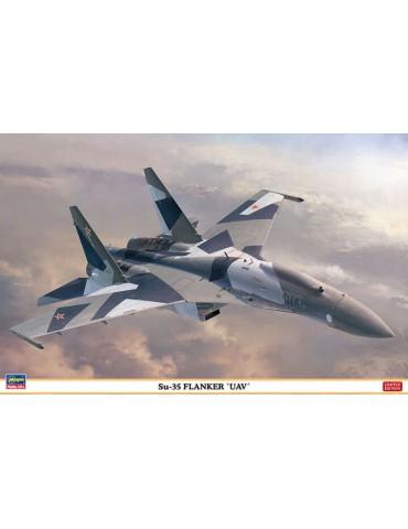 Hasegawa 02334 Су-35 1/72