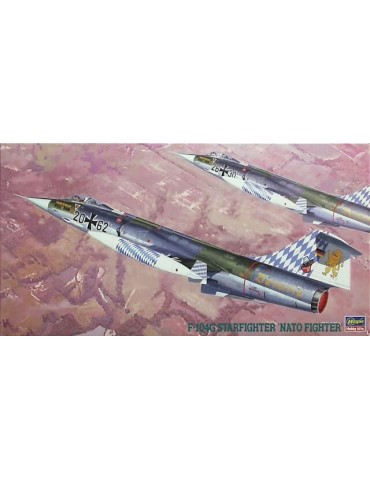 Hasegawa 07220 F-104G...