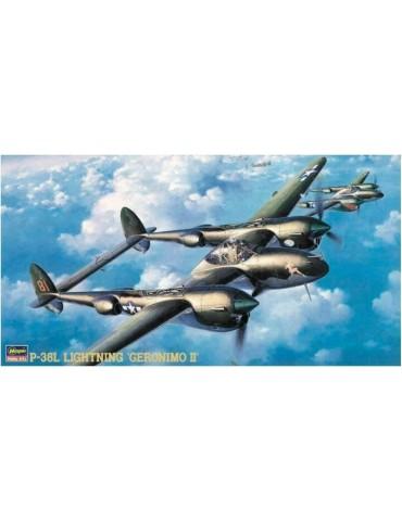 Hasegawa 09102 P-38L...