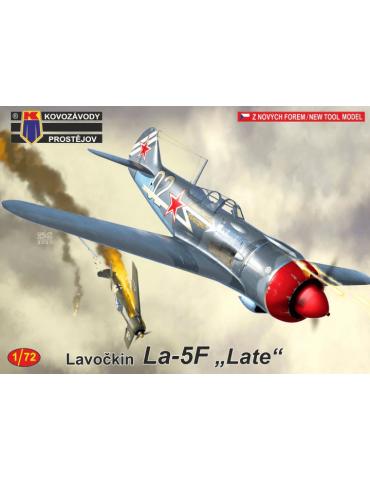 KP Kovozavody Prostejov KPM0206 Ла-5Ф поздний 1/72