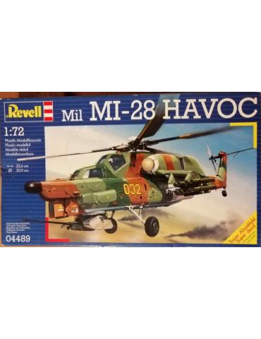 Revell 04489 Миль Ми-28 1/72