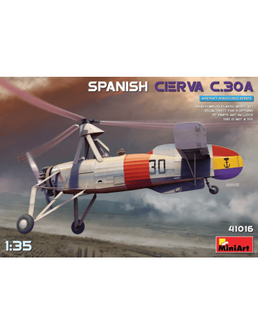 MiniArt 41016 Испанский...